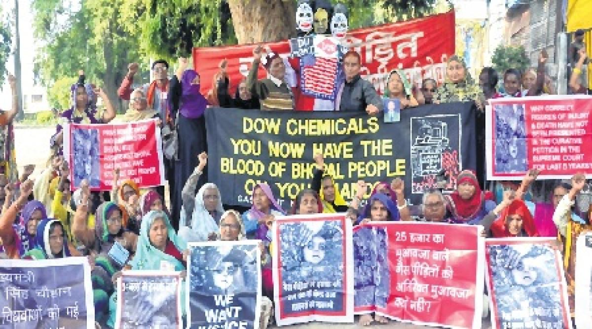 Bhopal: Survivors accuse Modi govt of shielding culprit