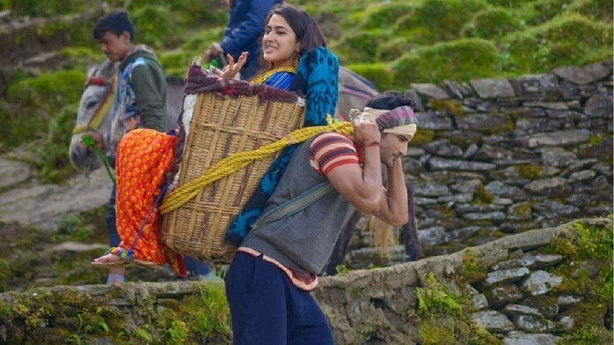 Kedarnath: Review, cast, director