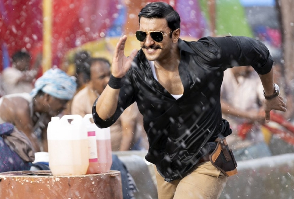'Simmba' roars with Rs. 75.11 crore at the box office