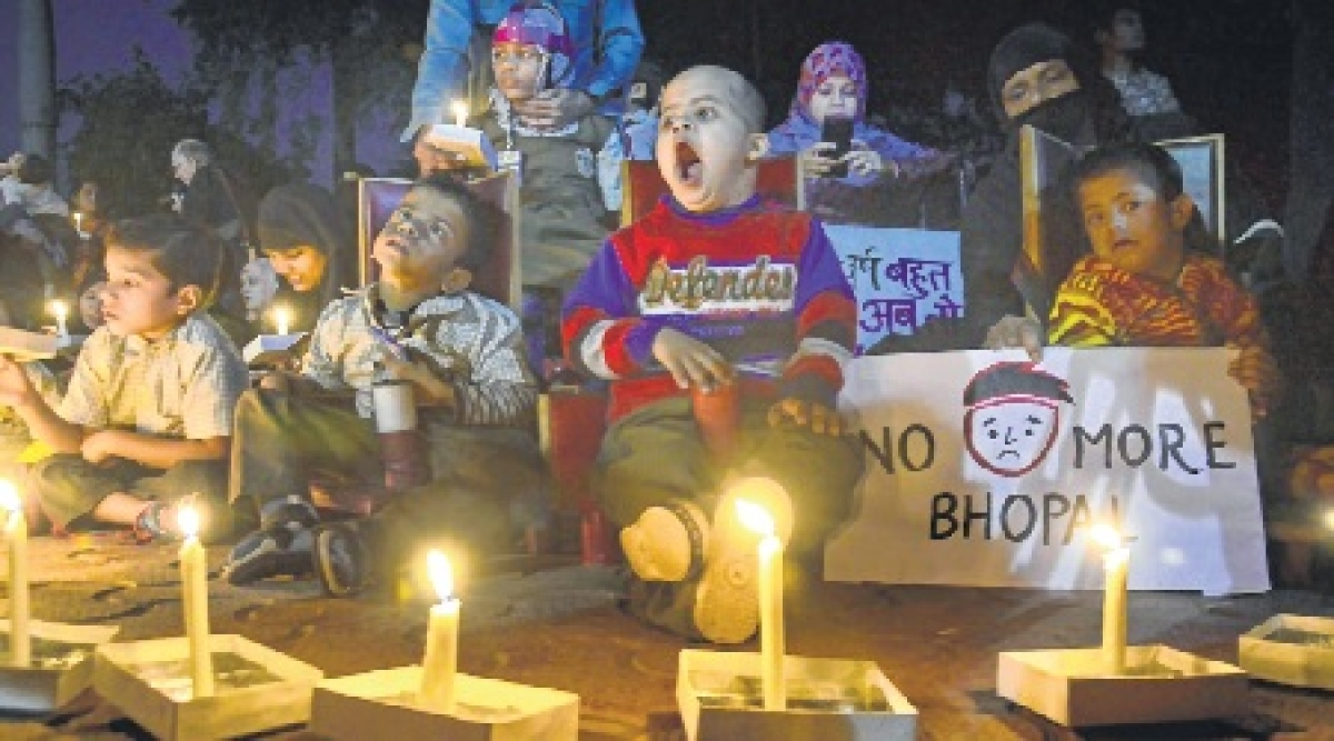 Bhopal gas tragedy: 'There must be proper treatment of gas victims'
