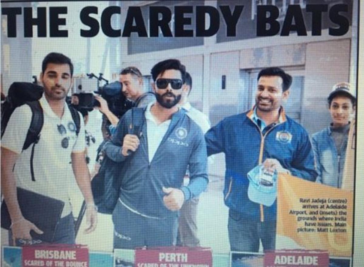 India vs Australia: Australians thrash own media for disrespecting Indian cricket team
