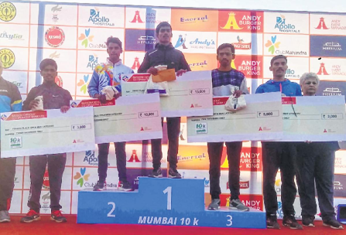 Dyaneshwar, Saigeeta crowned champs