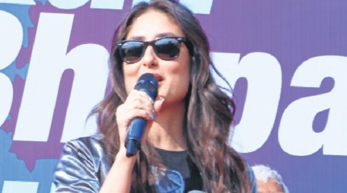 Run Bhopal Run 2018: Crowd goes berserk at the sight of Begum Kareena, Tiger Shroff