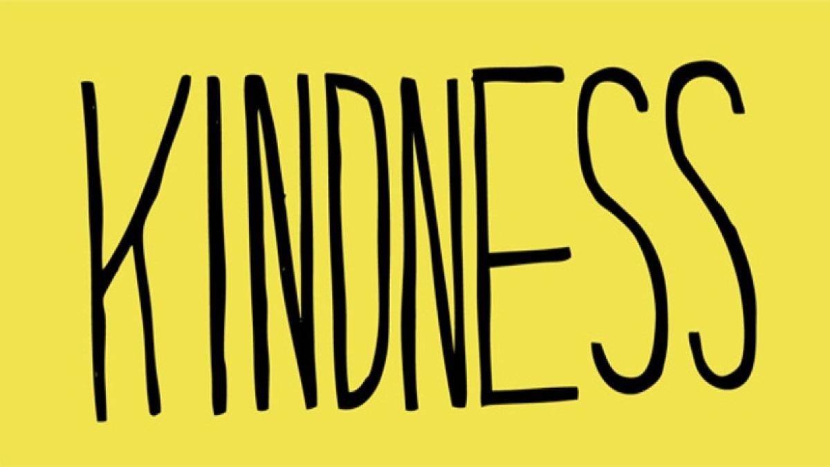 Receiving Kindness