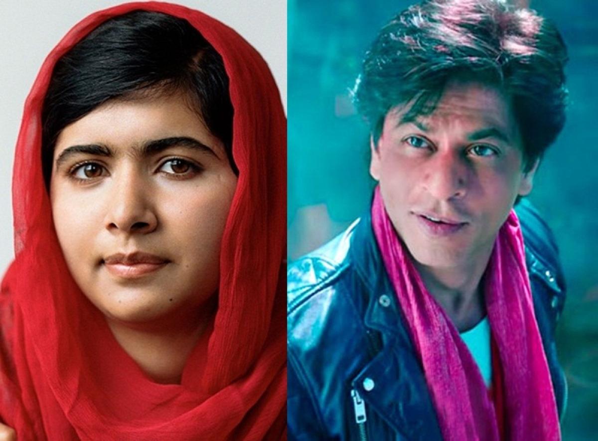 Malala Yousafzai praises Shah Rukh Khan, 'Zero'