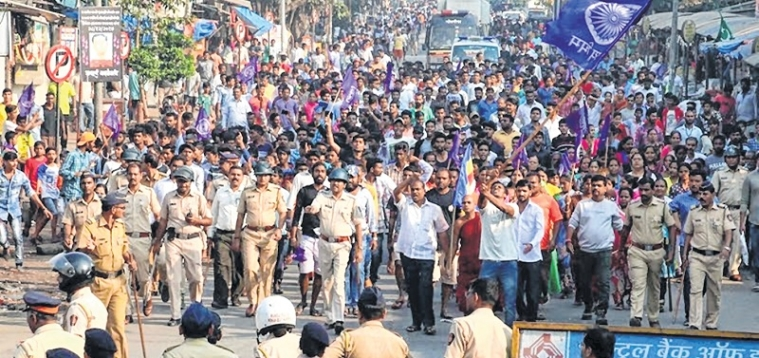 Can Bhim Army hold Mahasabha at Bhima-Koregaon: Bombay High Court to Pune top cop