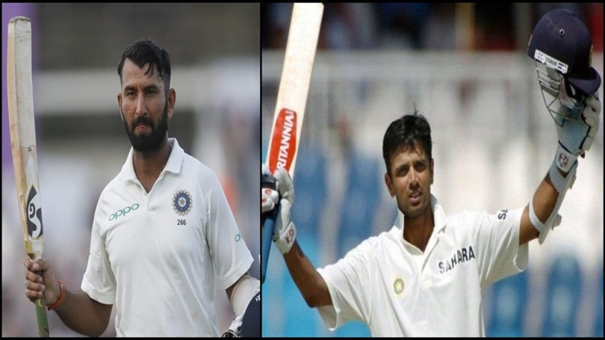 Wall 2.0! These unbelievable similarities between Pujara and Dravid will blow your mind