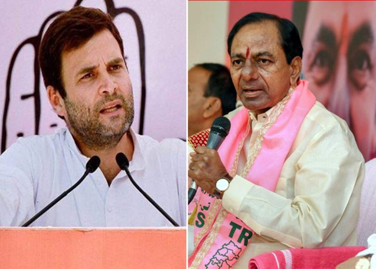 Telangana Elections 2018: A neck to neck fight between TRS and Mahakutami