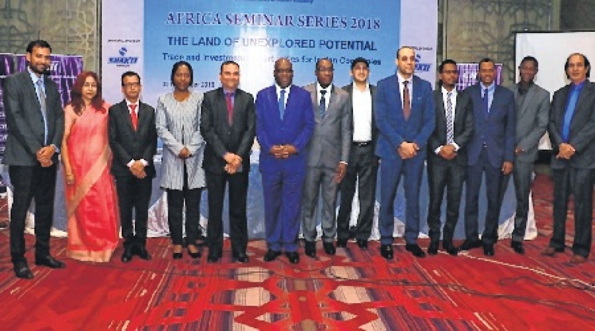 Indore: 5 African diplomats explore trade opportunities