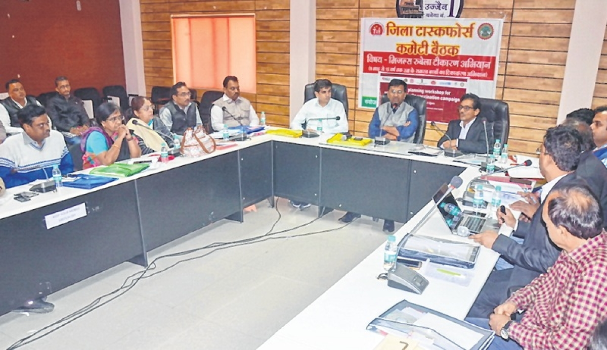Measles-Rubella vaccination program to begin in district