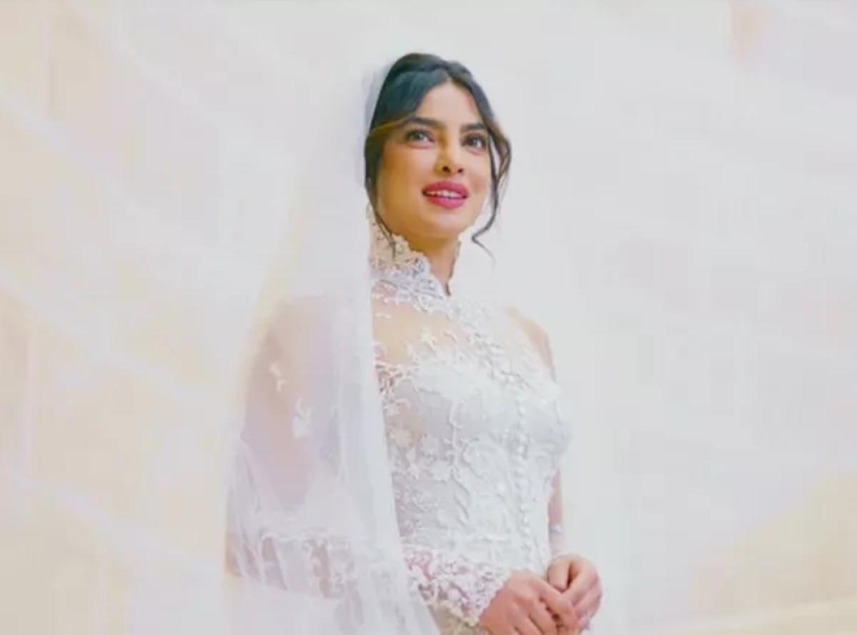 Get Priyanka Chopra's Christian wedding make-up look in just Rs 13k!