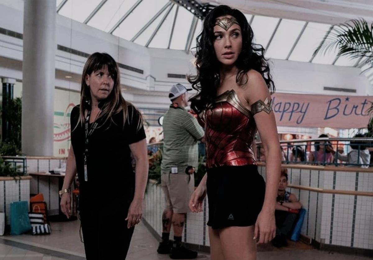 Gal Gadot wraps 'Wonder Woman 1984' shoot
