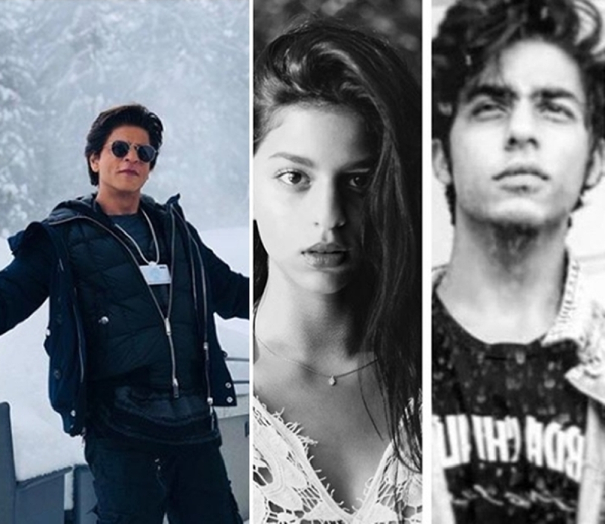 Shah Rukh Khan confirms Suhana's acting plans, reveals Aryan more inclined towards being a director