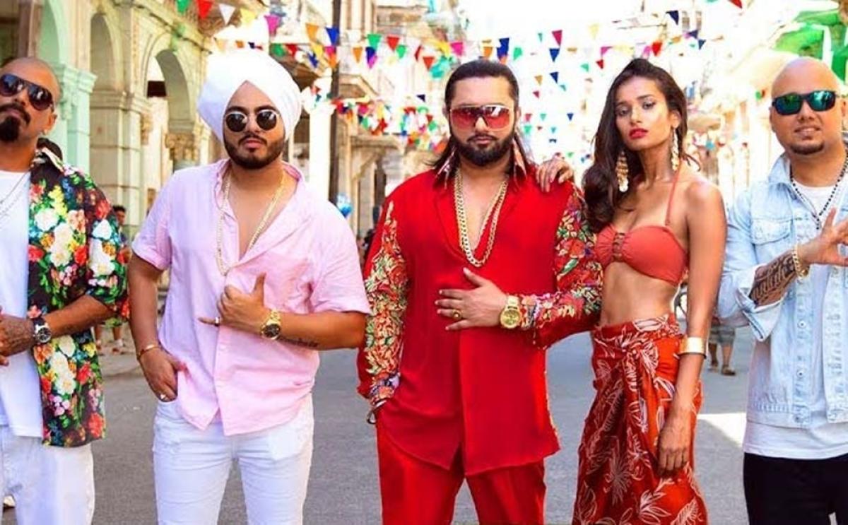 Yo Yo Honey Singh's 'Makhna' is the apt comeback for the rap sensation