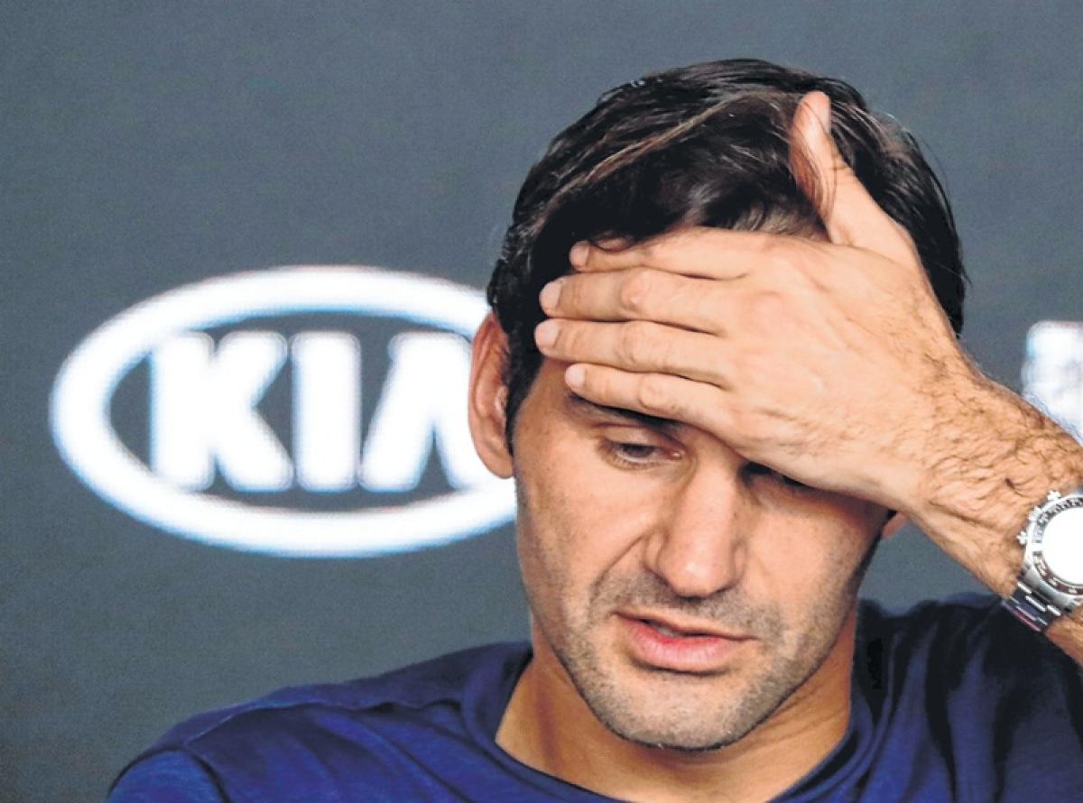 Roger Federer stunned at Australian Open 2019, loses to Stefanos Tsitsipas