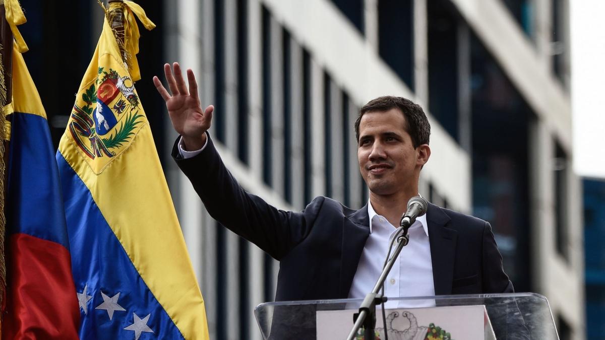 Secret talks with military to oust Nicolas Maduro: Juan Guaido