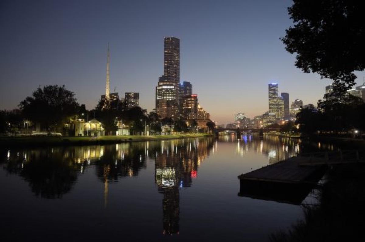 Blackouts in Melbourne