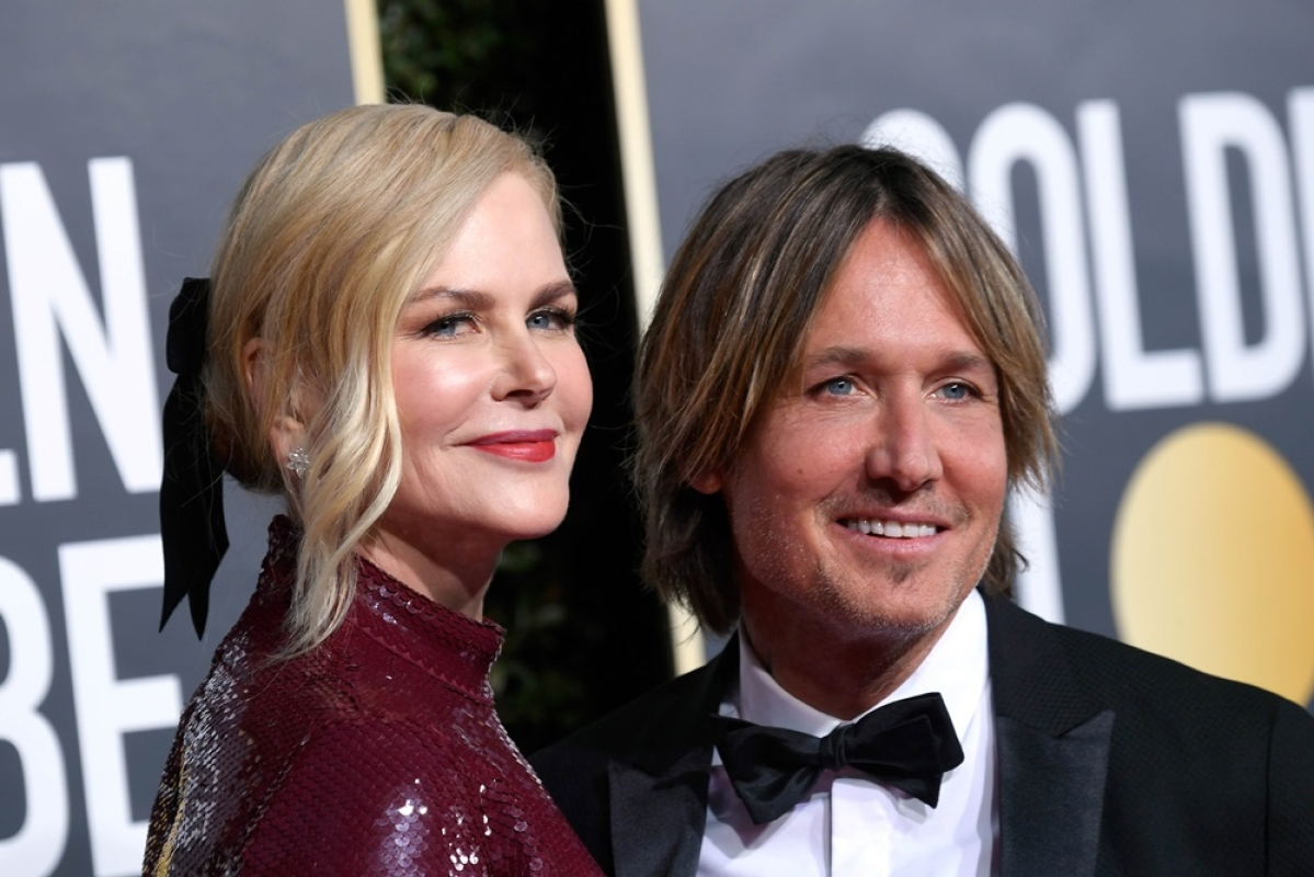 'Aquaman' star Nicole Kidman reveals the moment she knew Keith Urban was 'the one'