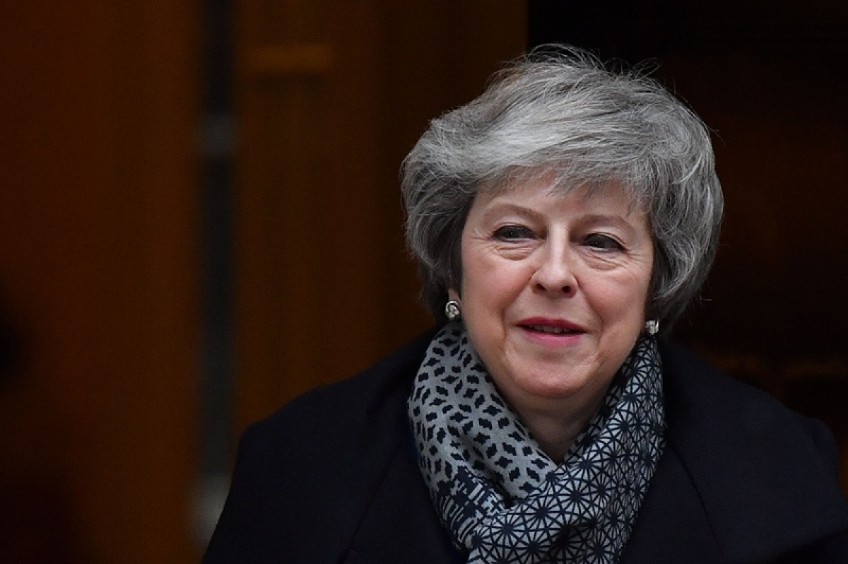 British PM Theresa May wins confidence vote, calls on MPs to work together to deliver Brexit