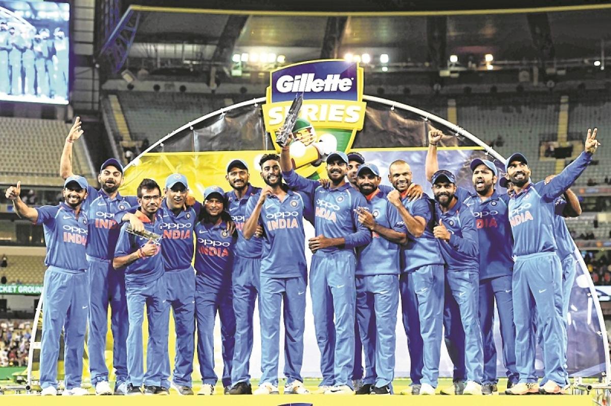 India vs Australia: India scripts history on Australian soil, Dhoni makes his bat to do the talking