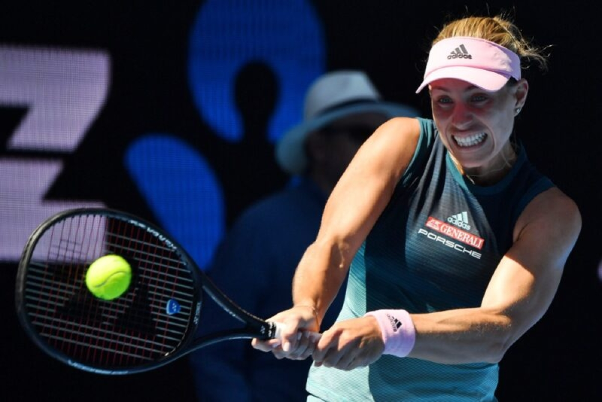 Ashleigh Barty fired up for Petra Kvitova's re-match