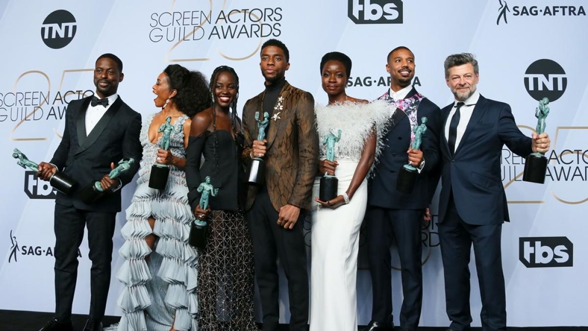 'Black Panther' sequel without Chadwick Boseman seems 'kinda strange': Letitia Wright