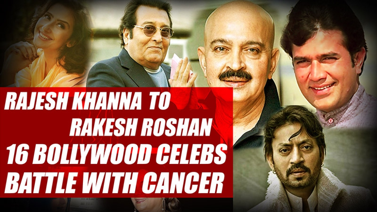 Rajesh Khanna To Sonali Bendre, 16 Bollywood Celebs And Their Battle With Cancer