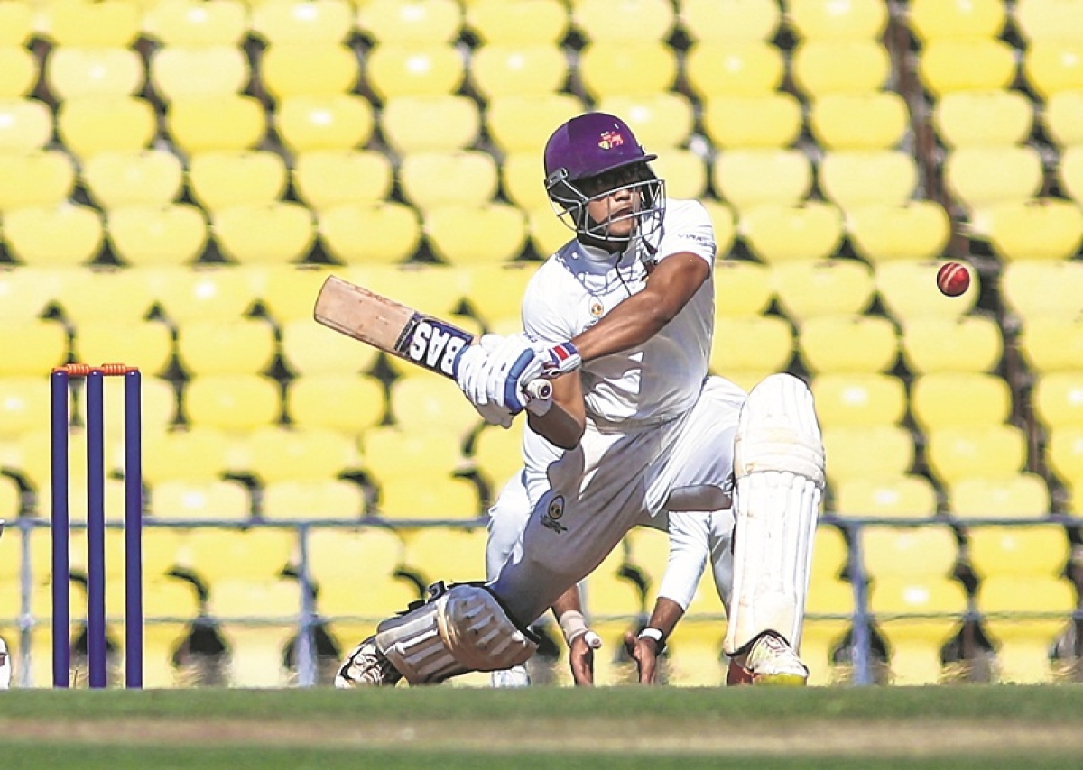 Vidarbha hold advantage as Mumbai trail by 342 runs