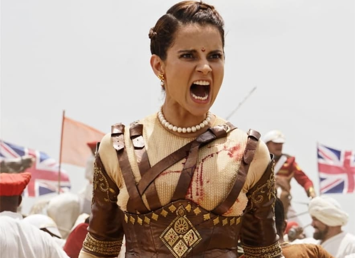 Manikarnika-The Queen of Jhansi Movie Review: Kangana Ranaut shines in a superfluous narrative