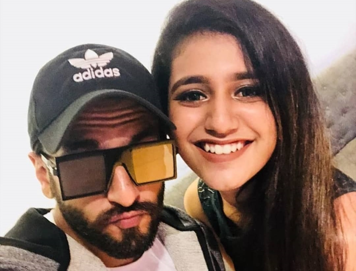 'Wanted to be part of 'Simmba' with Ranveer Singh', says wink girl Priya Prakash Varrier