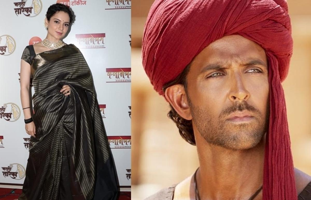 Who saw that film? Kangana Ranaut takes a jab at Hrithik Roshan's 'Mohenjo Daro'