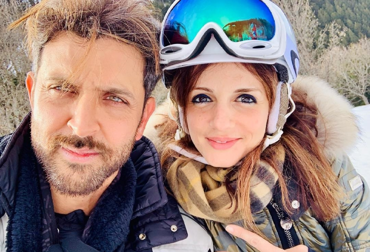 Sussanne Khan has a special birthday wish for her 'soulmate' Hrithik Roshan