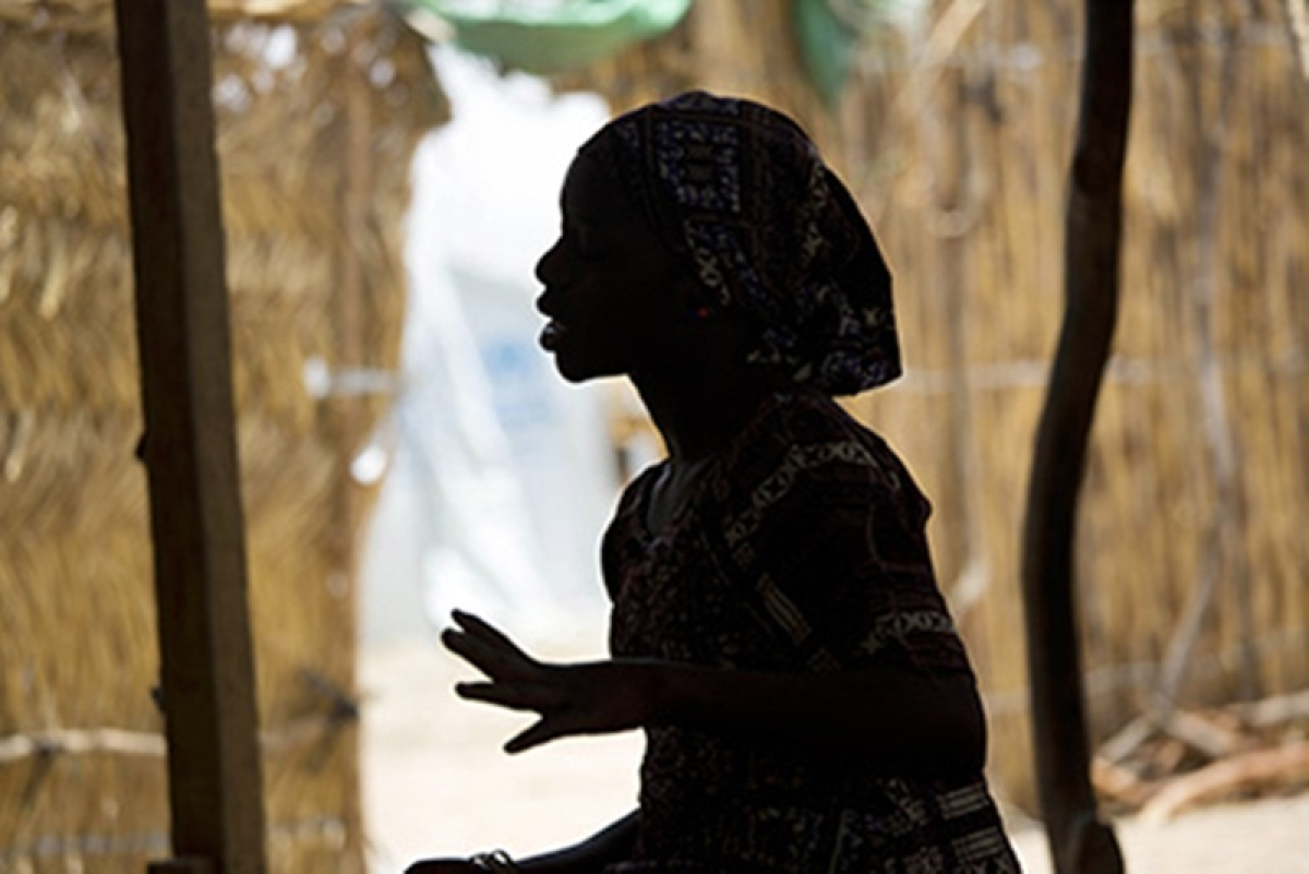 20,000 Nigerian girls forced into prostitution
