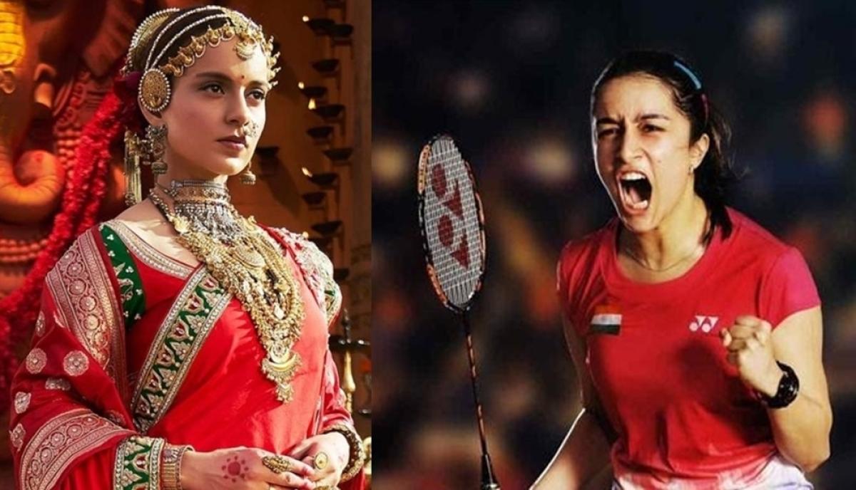 Manikarnika, Saina: Upcoming 2019 biopics to focus on women achievers