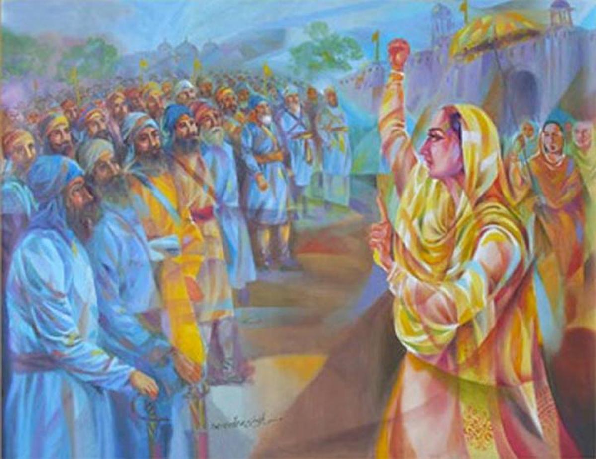 Pic courtesy: Sikh Unity