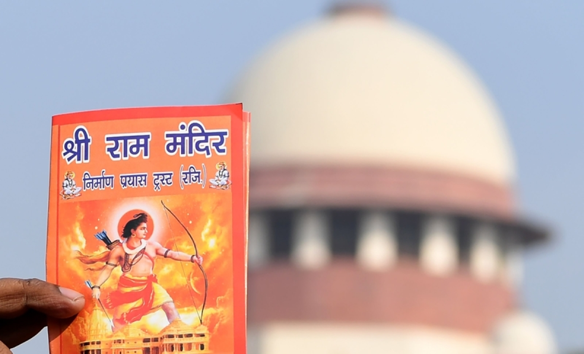 Supreme Court for mediation on Ayodhya dispute