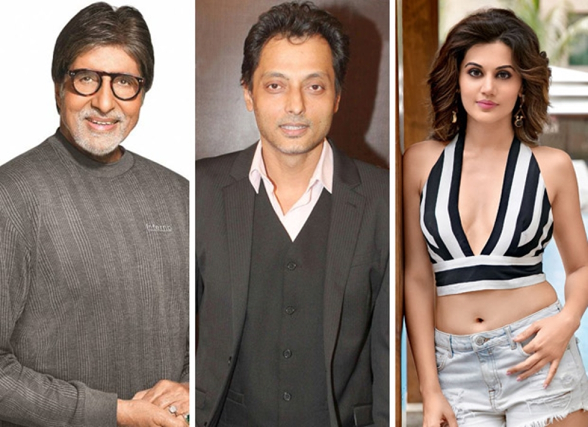 Amitabh Bachchan, Taapsee Pannu starrer 'Badla' to release in March