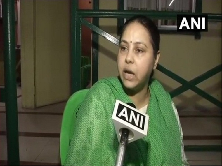 Misa Bharti felt like chopping off Ram Kripal Yadav's hands when he joined BJP