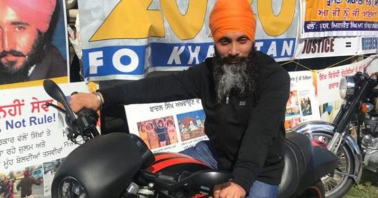 Separatist accused of terrorism by India appointed as Gurudwara President in Canada