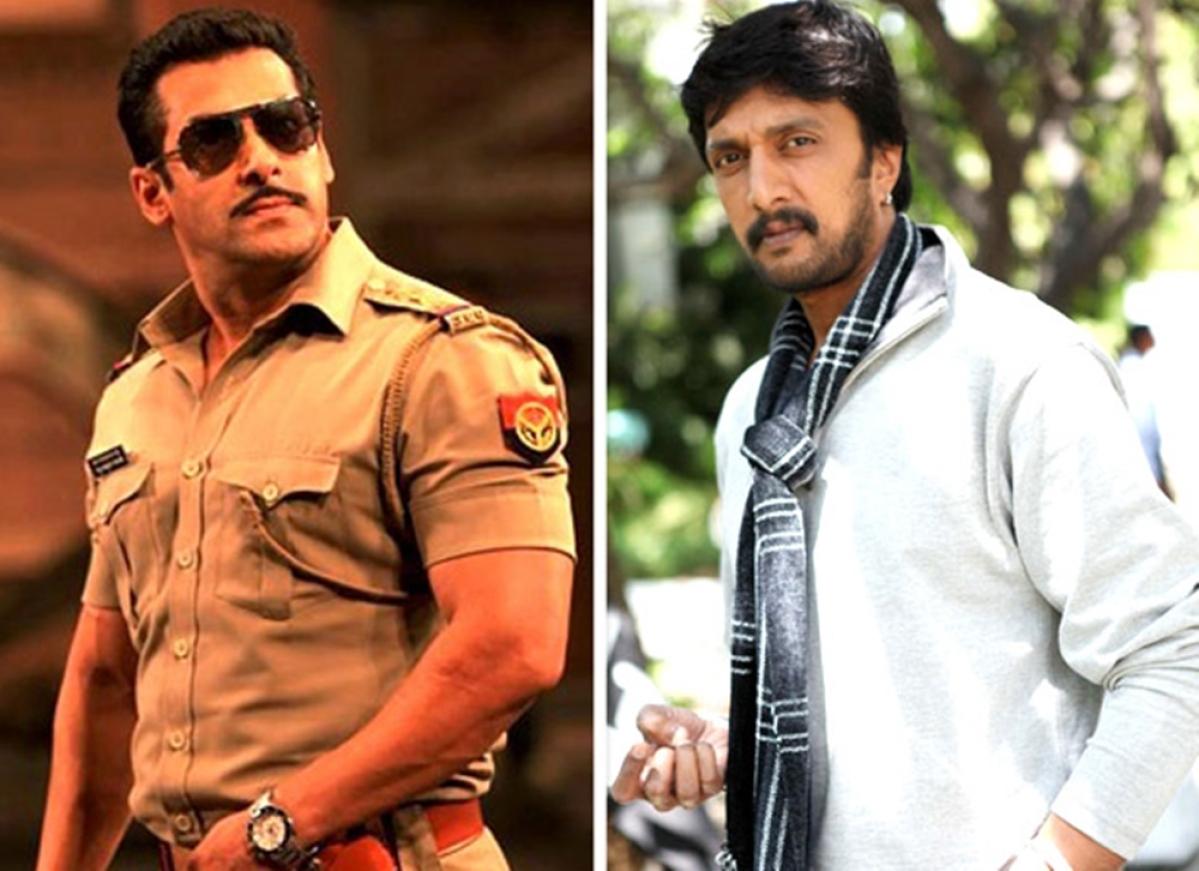 South actor  Sudeep to play villian in Salman Khan starrer 'Dabangg 3'