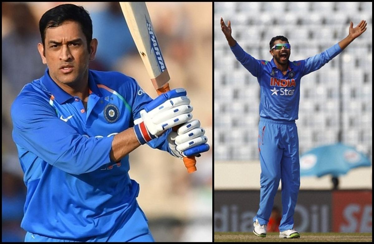 India vs Australia: Will MS Dhoni, Ravindra Jadeja bag these records in 3rd ODI at Melbourne?