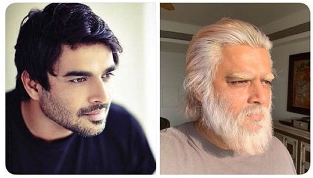 Rocketry The Nambi Effect: R Madhavan's latest look for the movie is now a viral meme
