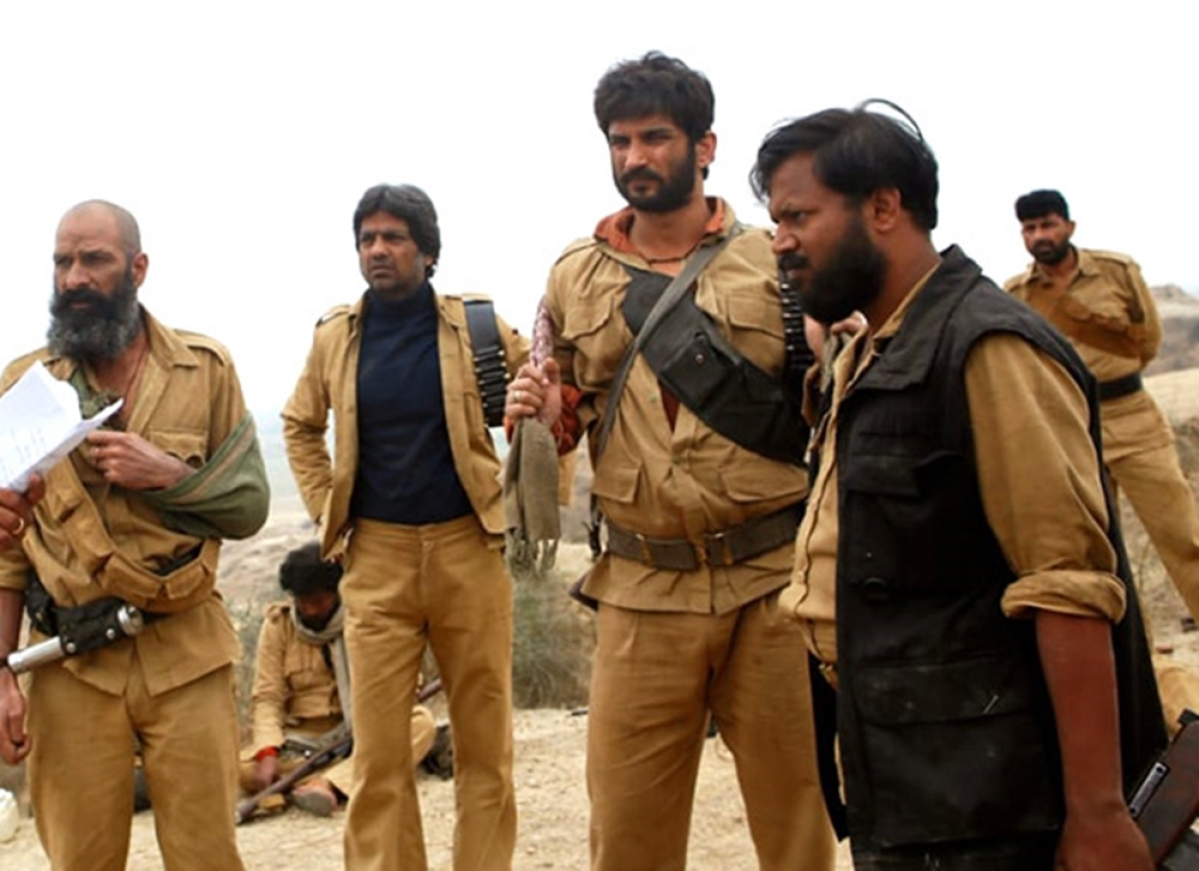 Son Chiriya: Crew of over 400 people shot in remote places in grueling conditions