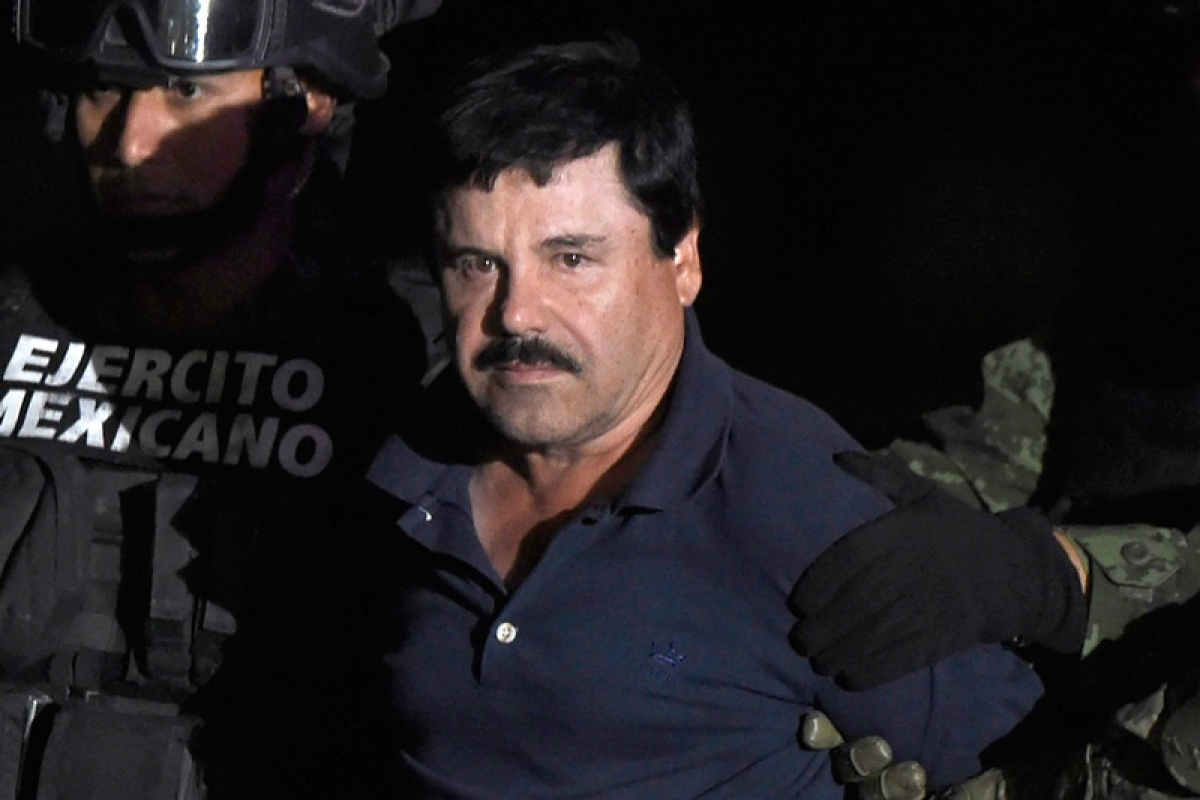 El Chapo's defence lasts for only 15 minutes, 1 FBI officer testifies