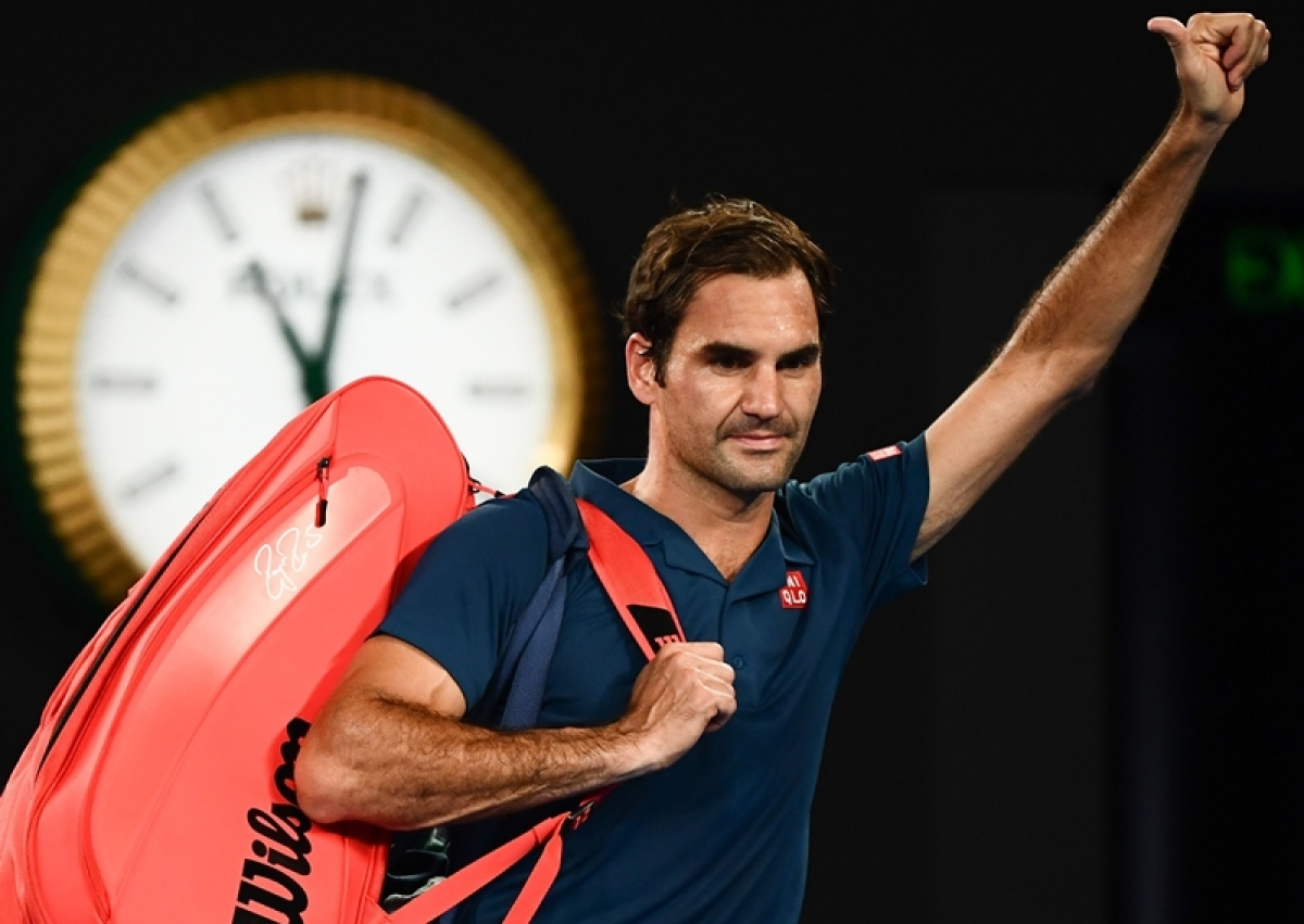 Federer survives match points, Nadal, Djokovic cruise as Kyrgios exits in disgrace