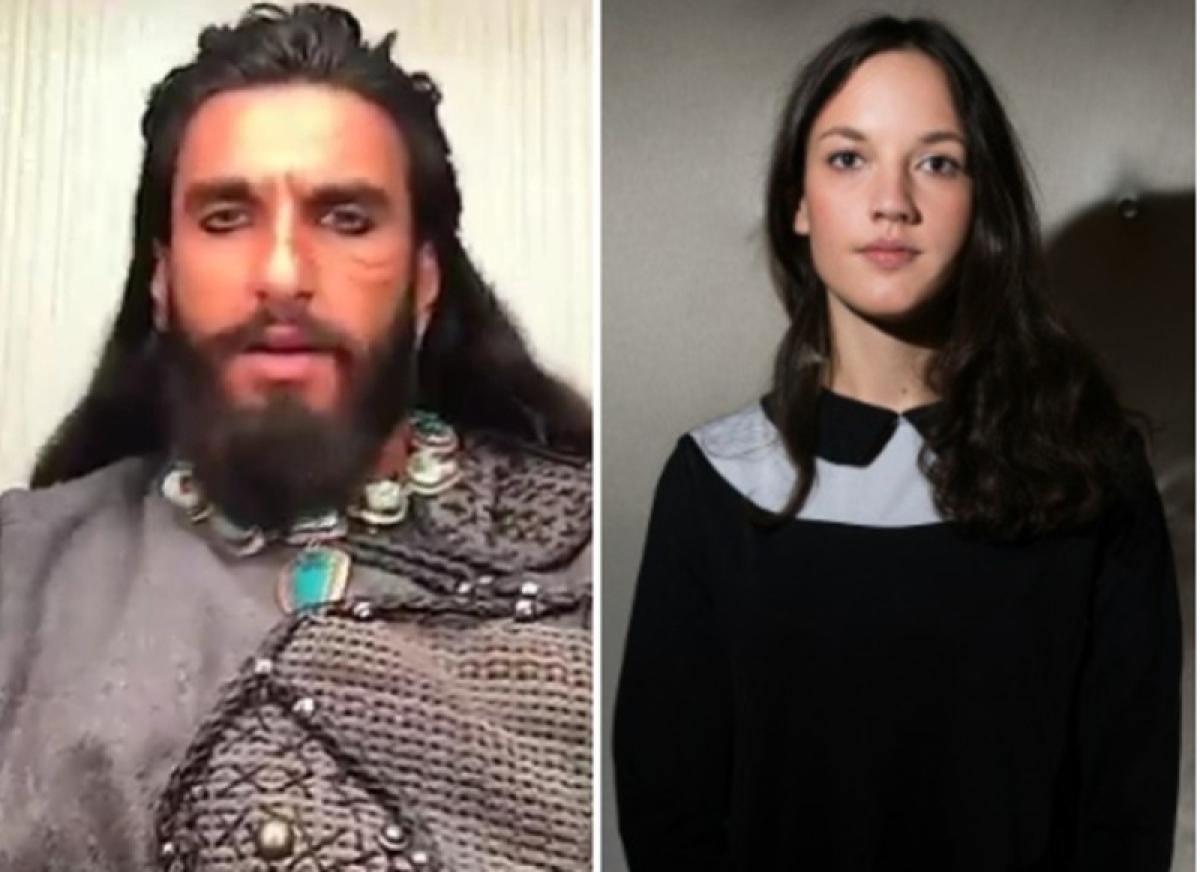 'Makeba' singer Jain reacts to Ranveer Singh's Alauddin Chill-ji mode