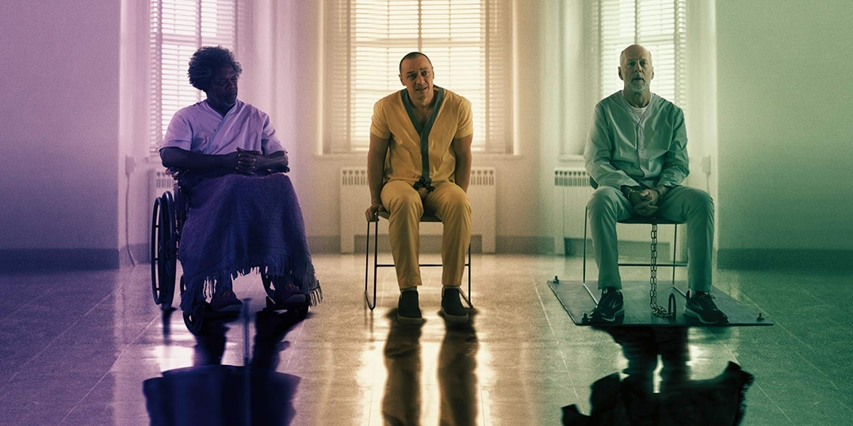 Glass Movie Review: James McAvoy, Bruce Willis starrer contrived and lacklustre