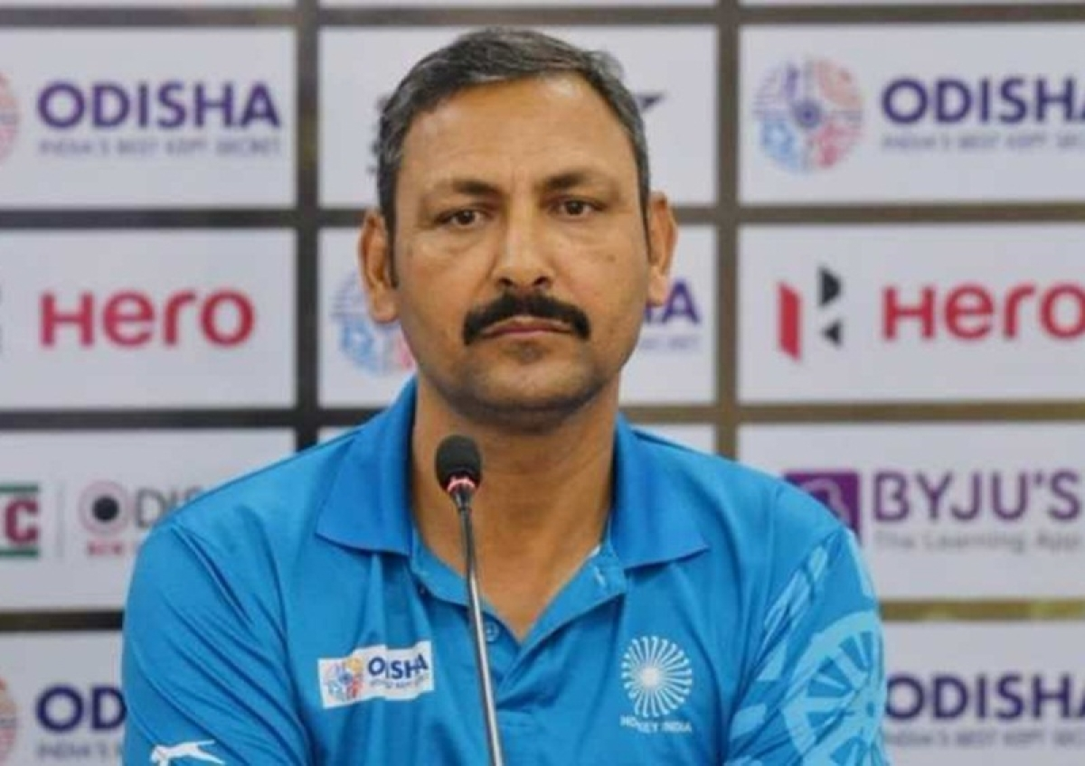 Harendra Singh removed as Indian men's hockey team coach