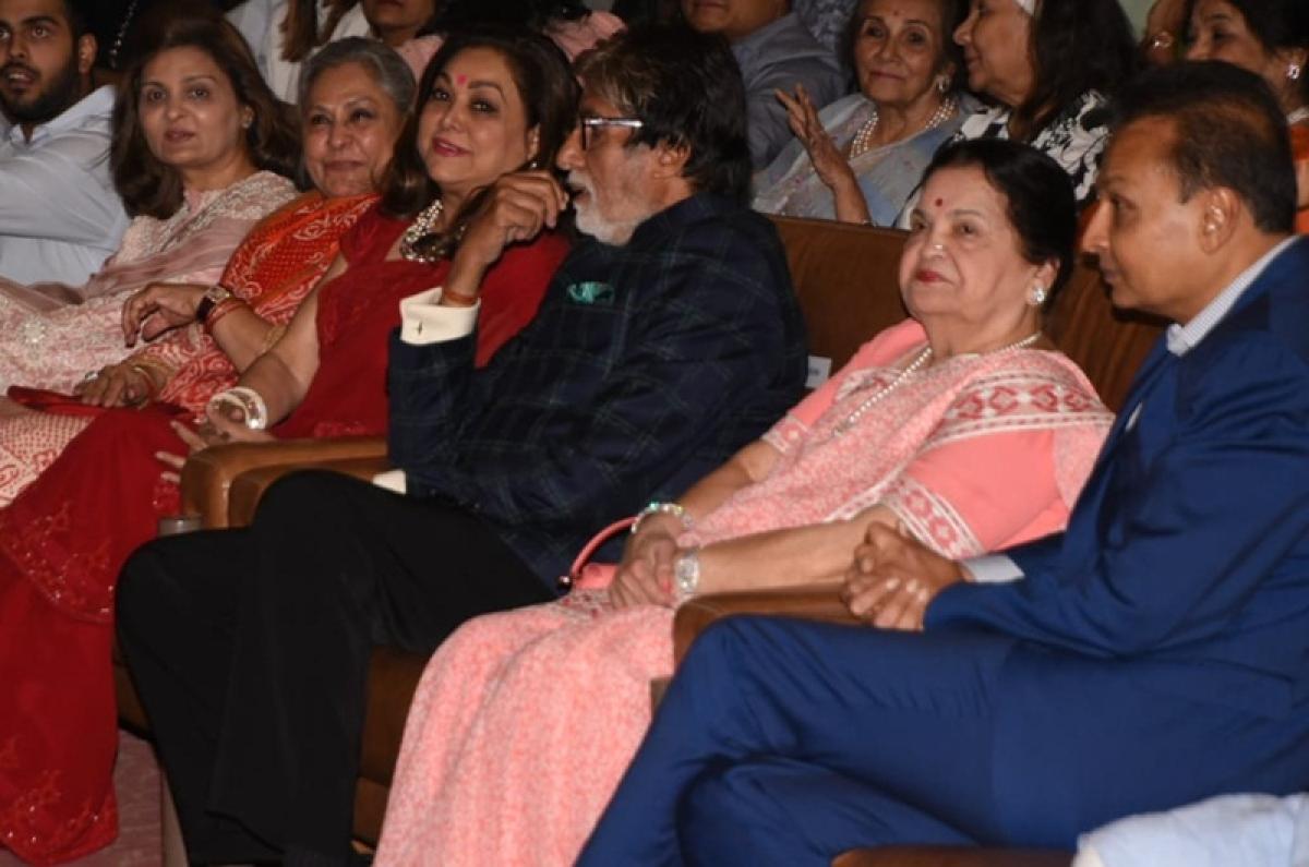 See Pics! Kokilaben Dhirubhai Ambani Hospital celebrates 'Decade of Distinction' in Mumbai