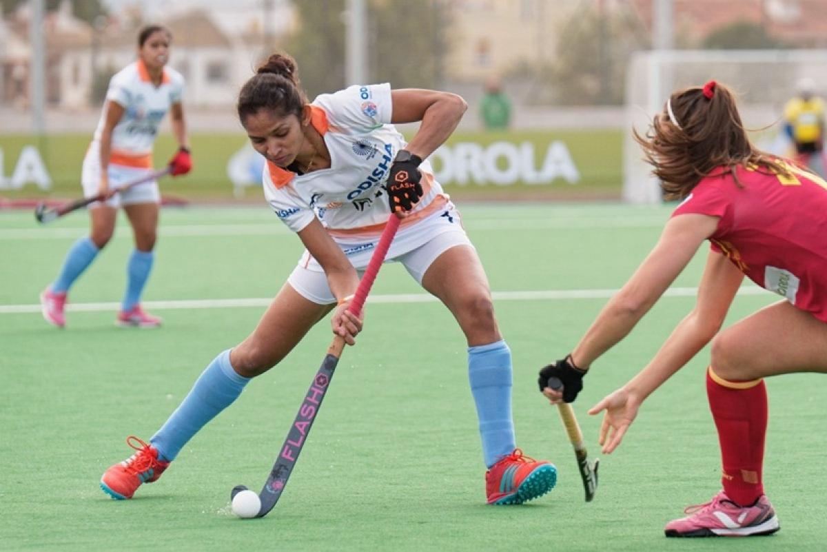India vs Spain hockey: Lalremsiami scores twice as India outclass Spain 5-2